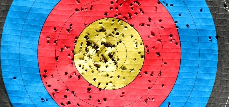 Archery Experience in Cheshire (One Hour)-1
