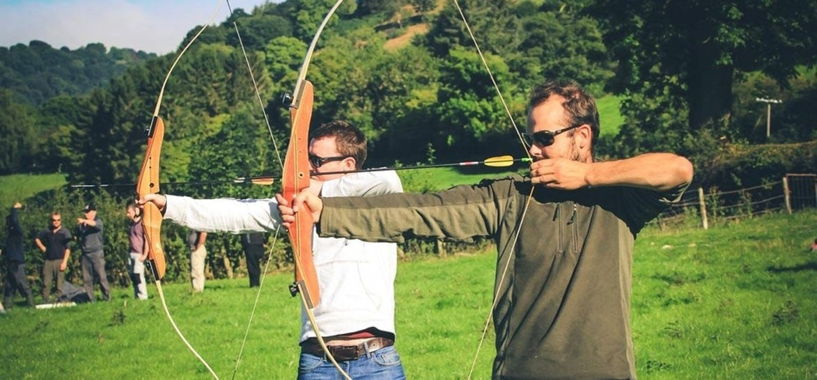 Half Day Archery Experience - North Wales-3