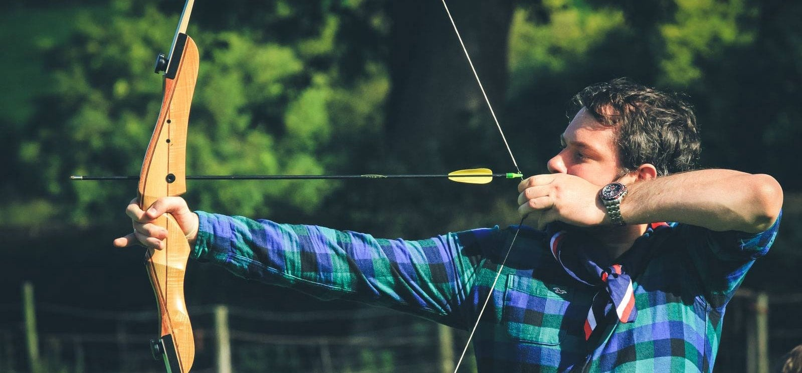 Half Day Archery Experience - North Wales-2