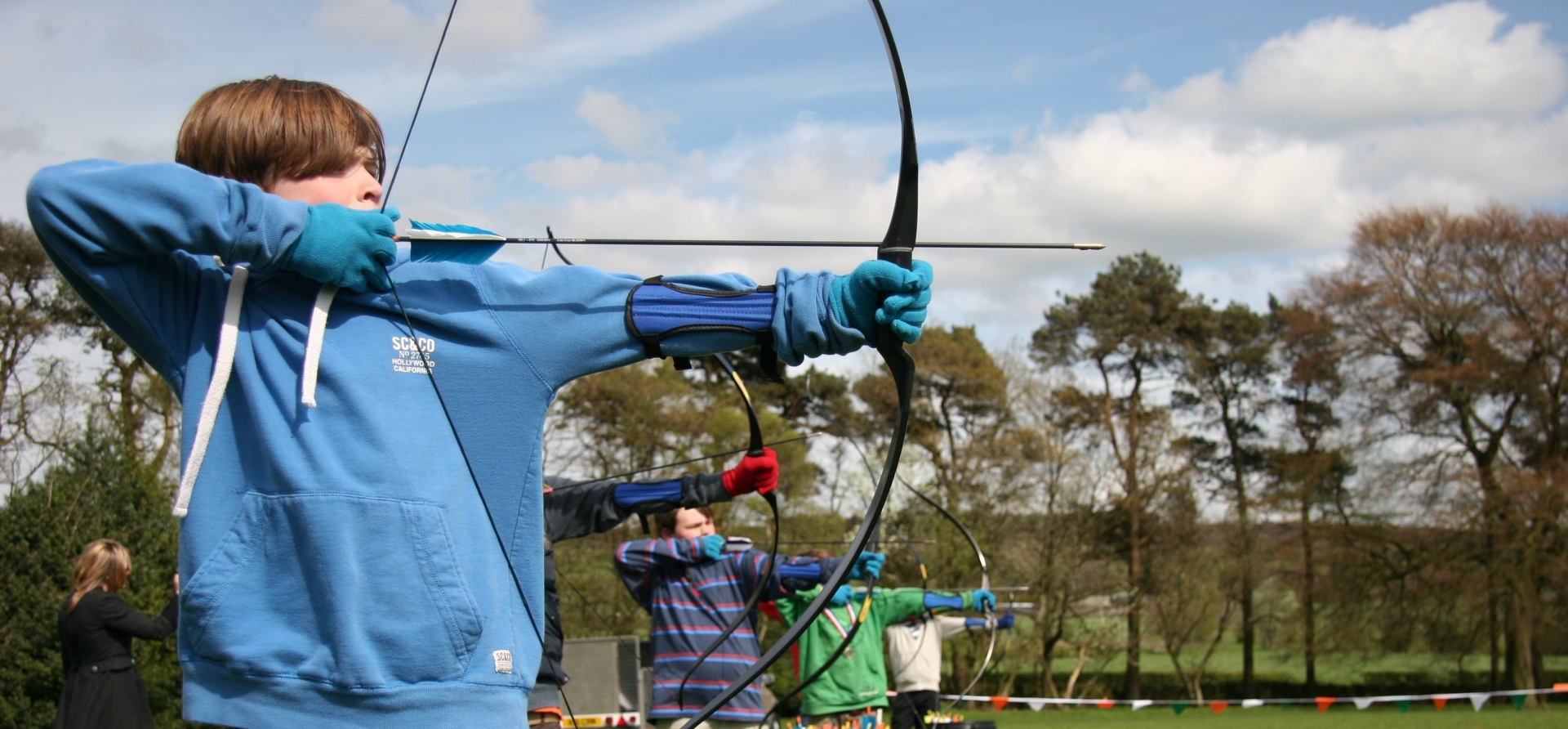 Macclesfield Archery Experience for Two-1