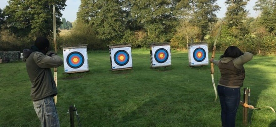 Discover Archery Day in Sussex-1