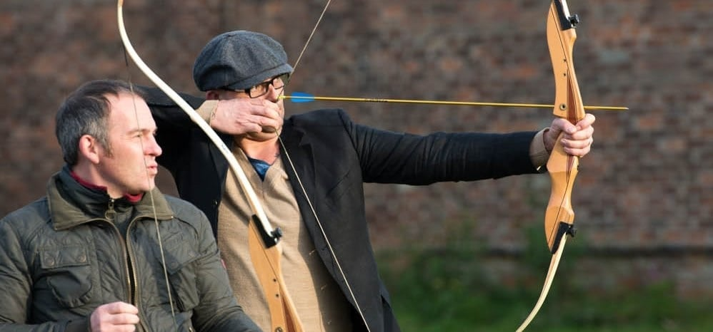 Archery Lesson for Two in North Yorkshire-1