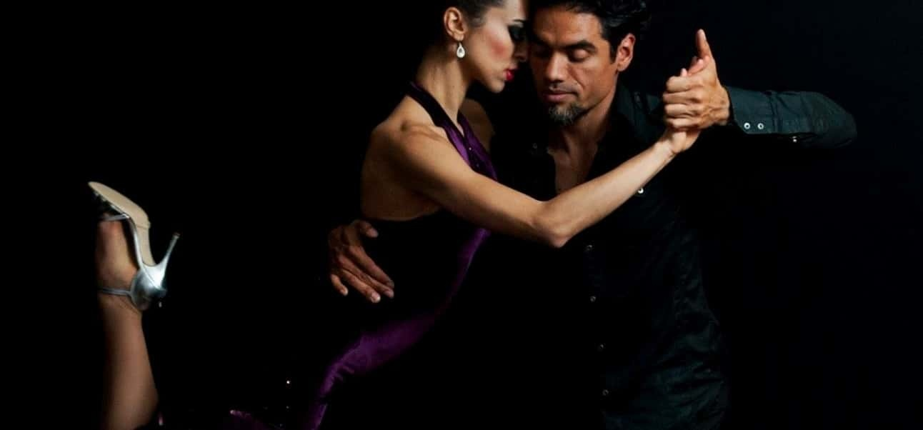 Argentine Tango Class For Two in London-1