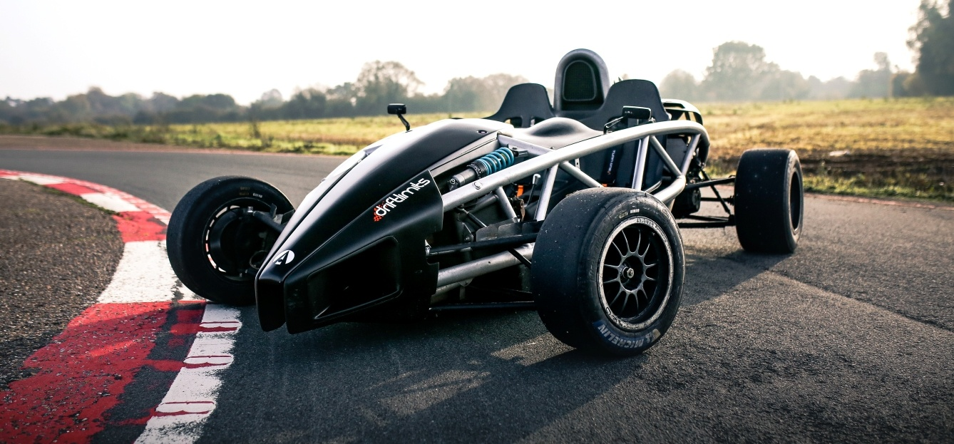 8 Lap Ariel Atom Driving Experience Hertfordshire