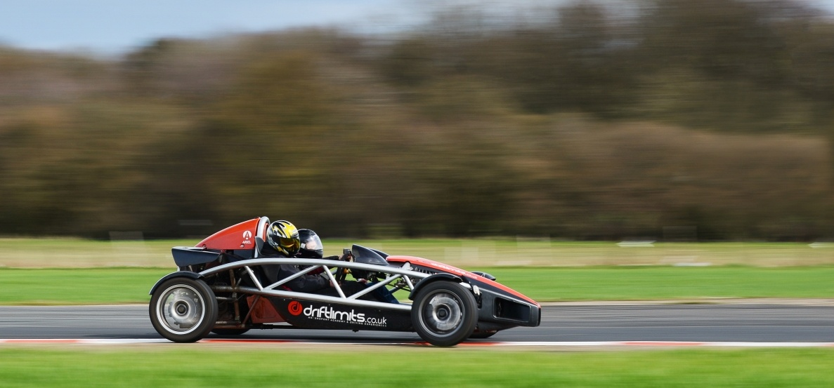 Ariel Atom Driving Experience Hertfordshire-1