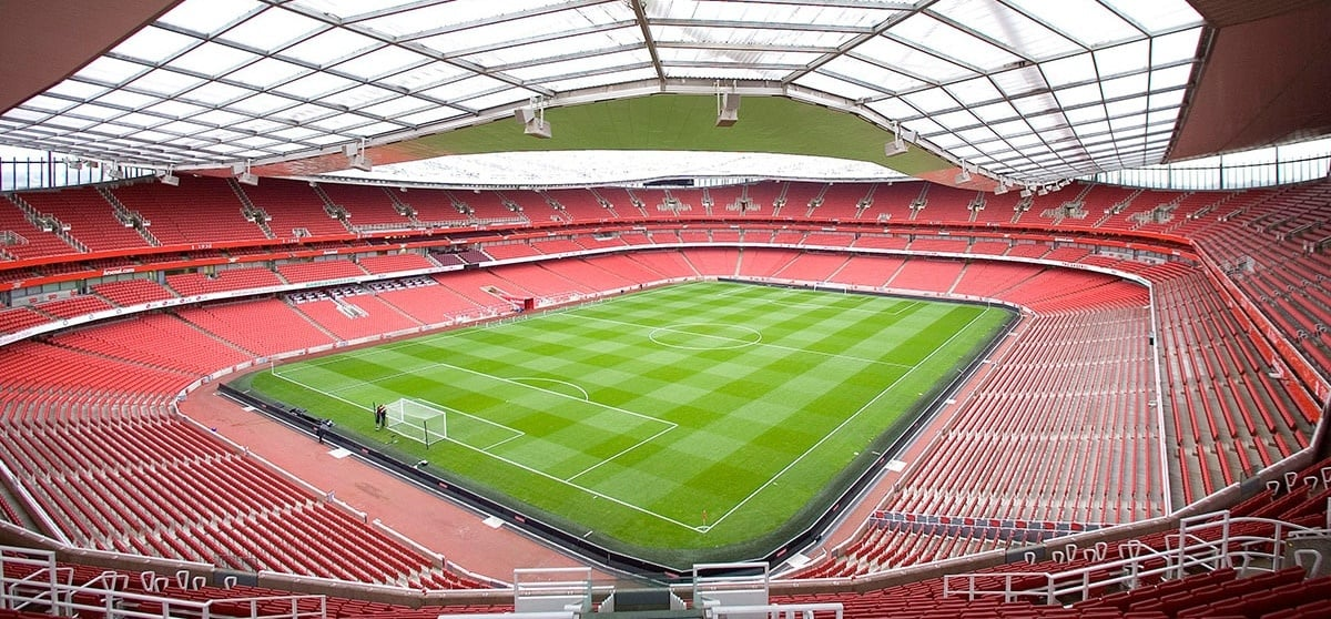Arsenal FC - Emirates Family Tour - EXD05-5