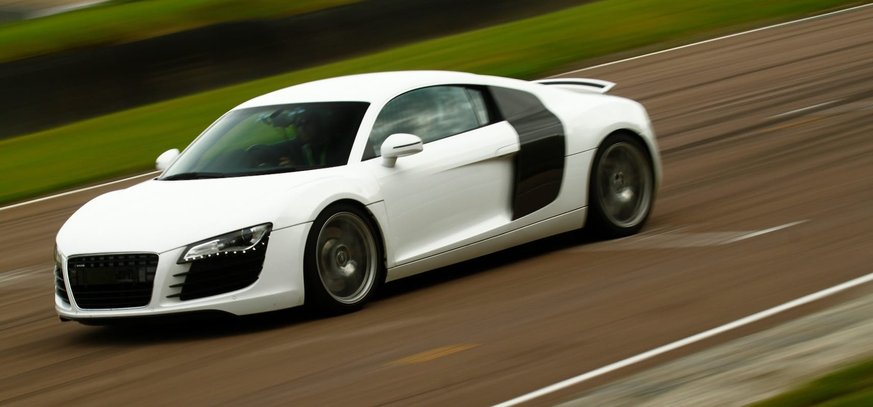 Iron Man Audi R8 6 Mile Driving Experience-5
