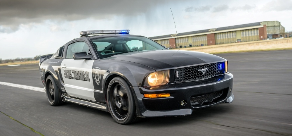 'Barricade' Mustang GT Experience-1