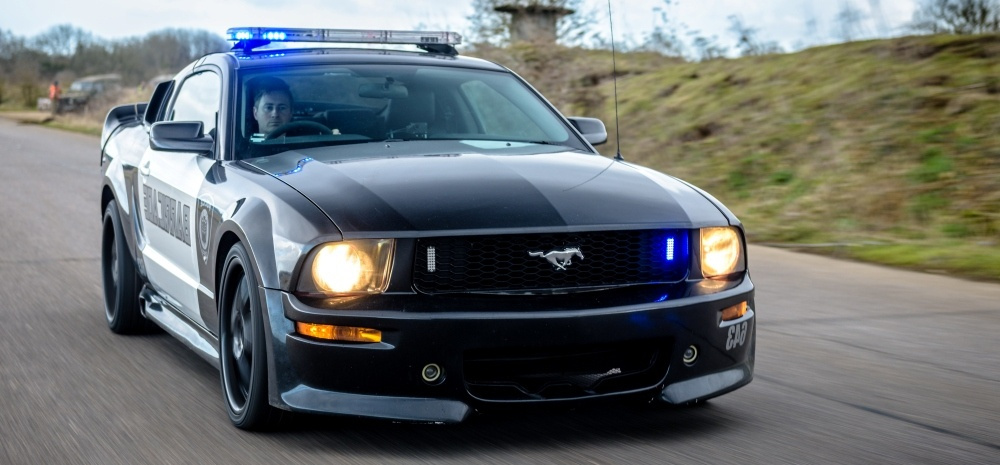 'Barricade' Mustang GT Experience-2
