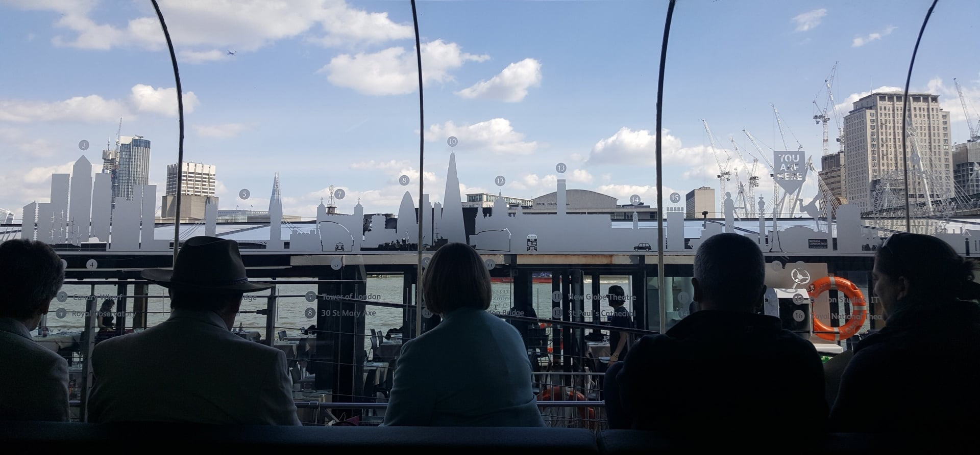 Classic Thames Lunch Cruise for Two-16
