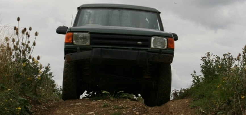 Exclusive 4x4 Adventure (Weekday) - Bedfordshire-3