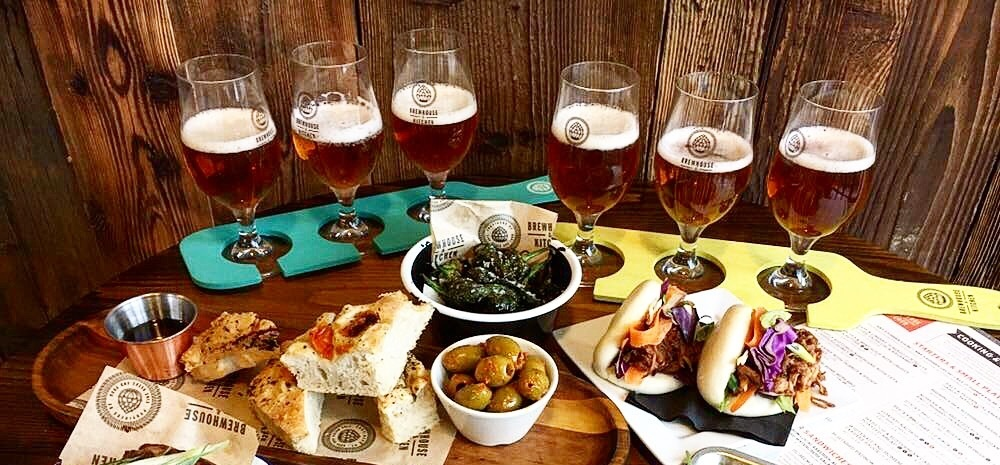 Nationwide Beer And Food Pairing Experience For Two