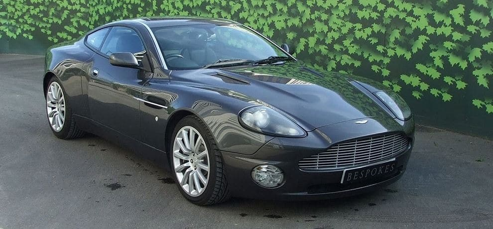 Full Day Aston Martin Road Driving Experience