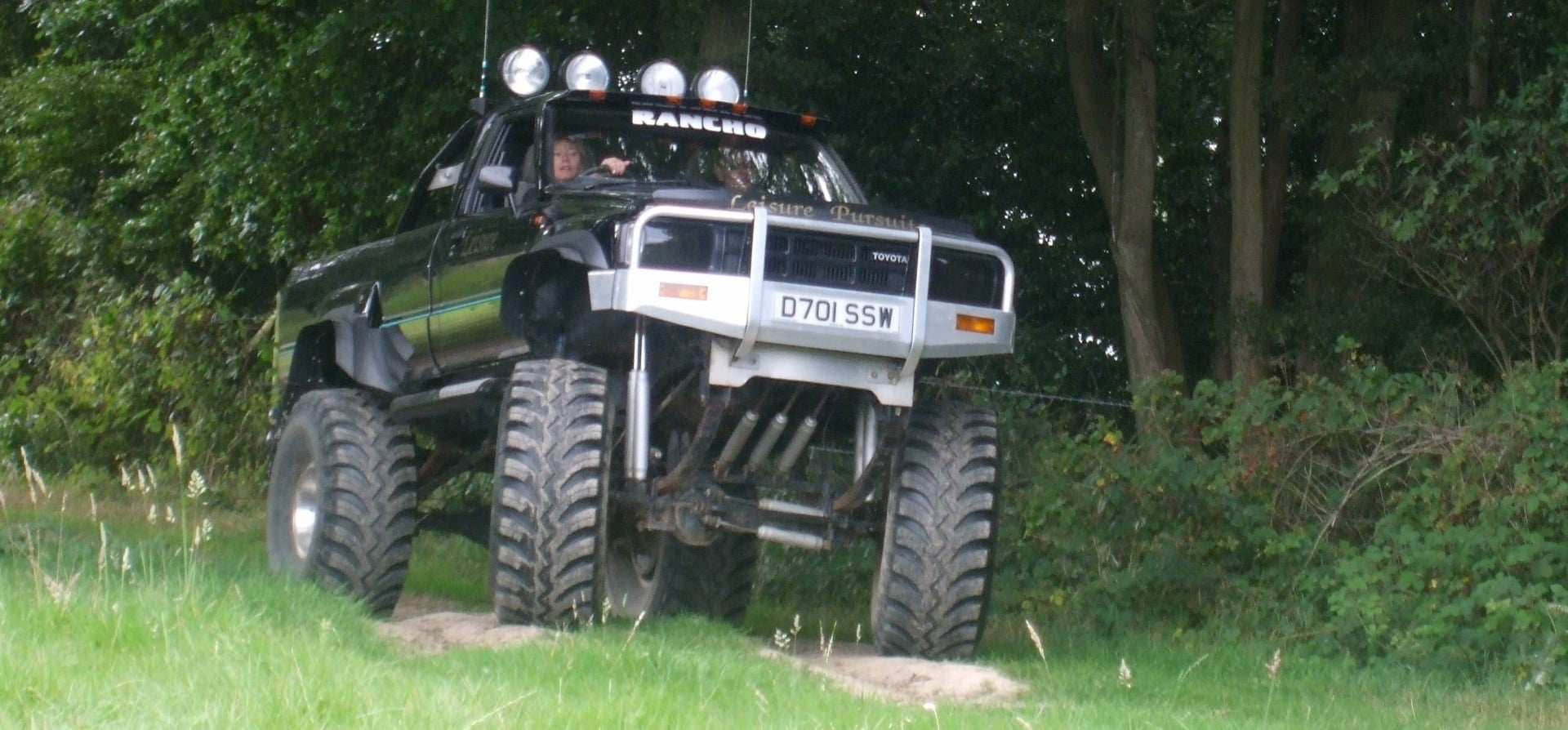 Monster Truck Driving Experience - Sussex-11