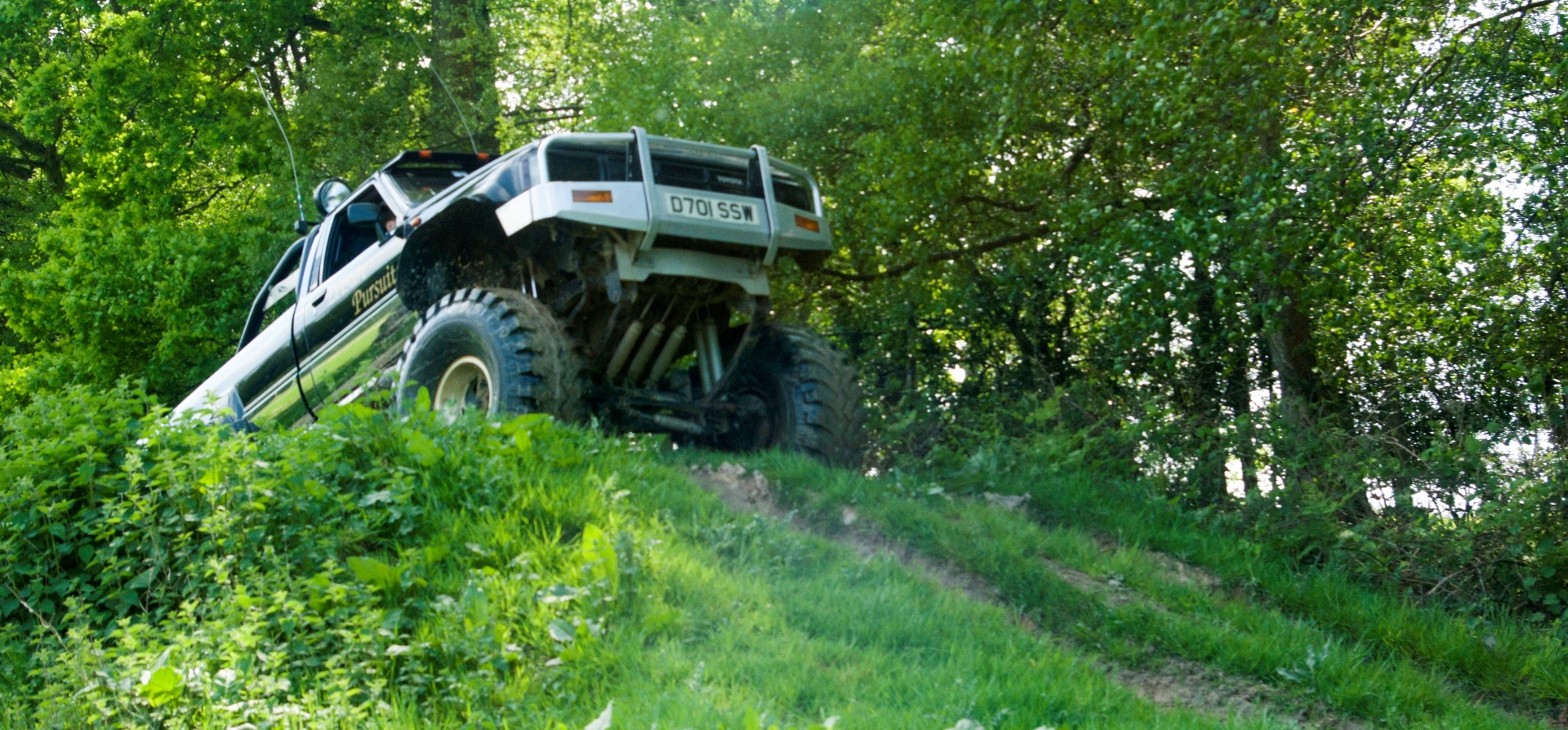 Monster Truck Driving Experience - Sussex-13