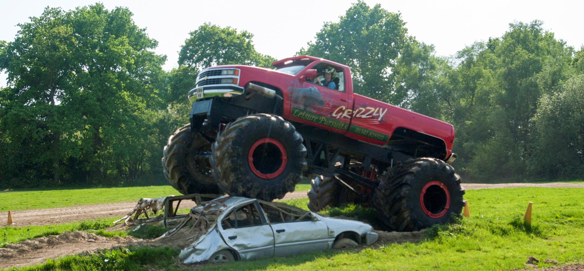 Monster Truck Driving Experience - Sussex-10