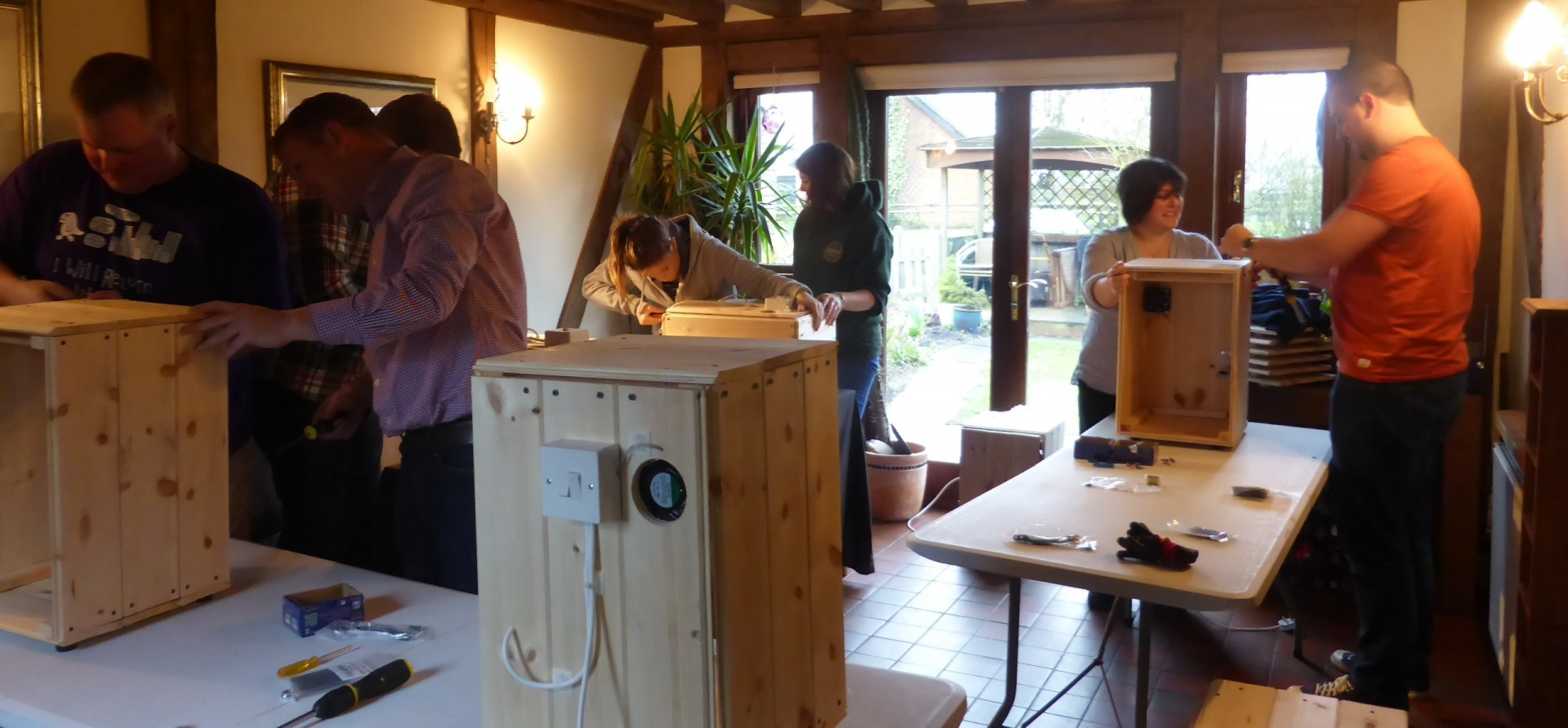 Full Day Beef Jerky & Biltong Making Experience - Worcestershire-9
