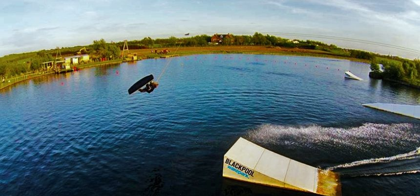 Blackpool Wakeboarding Beginners Lesson