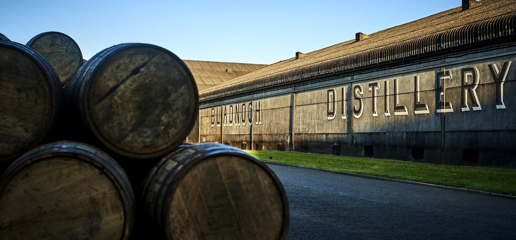 Bladnoch Distillery Tour And Whisky Tasting