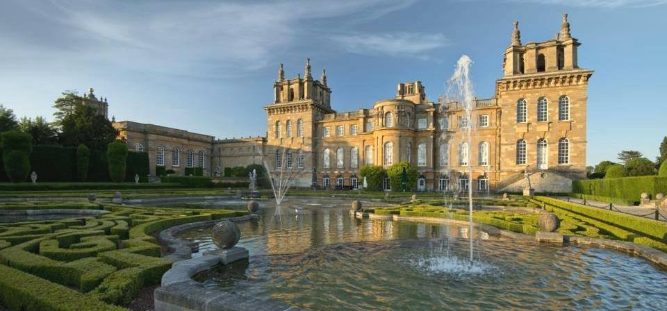 Blenheim Palace With 2 Course Lunch For Two