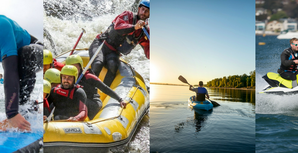Water Activities and Adventures for Summer