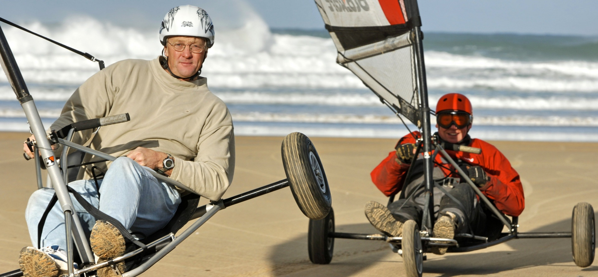 Blokart Experience In Cornwall For Two-2