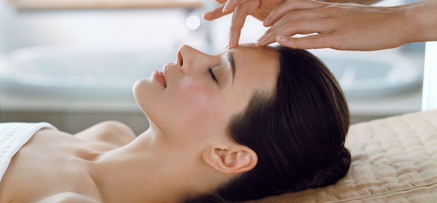 At Home Indian Head Massage