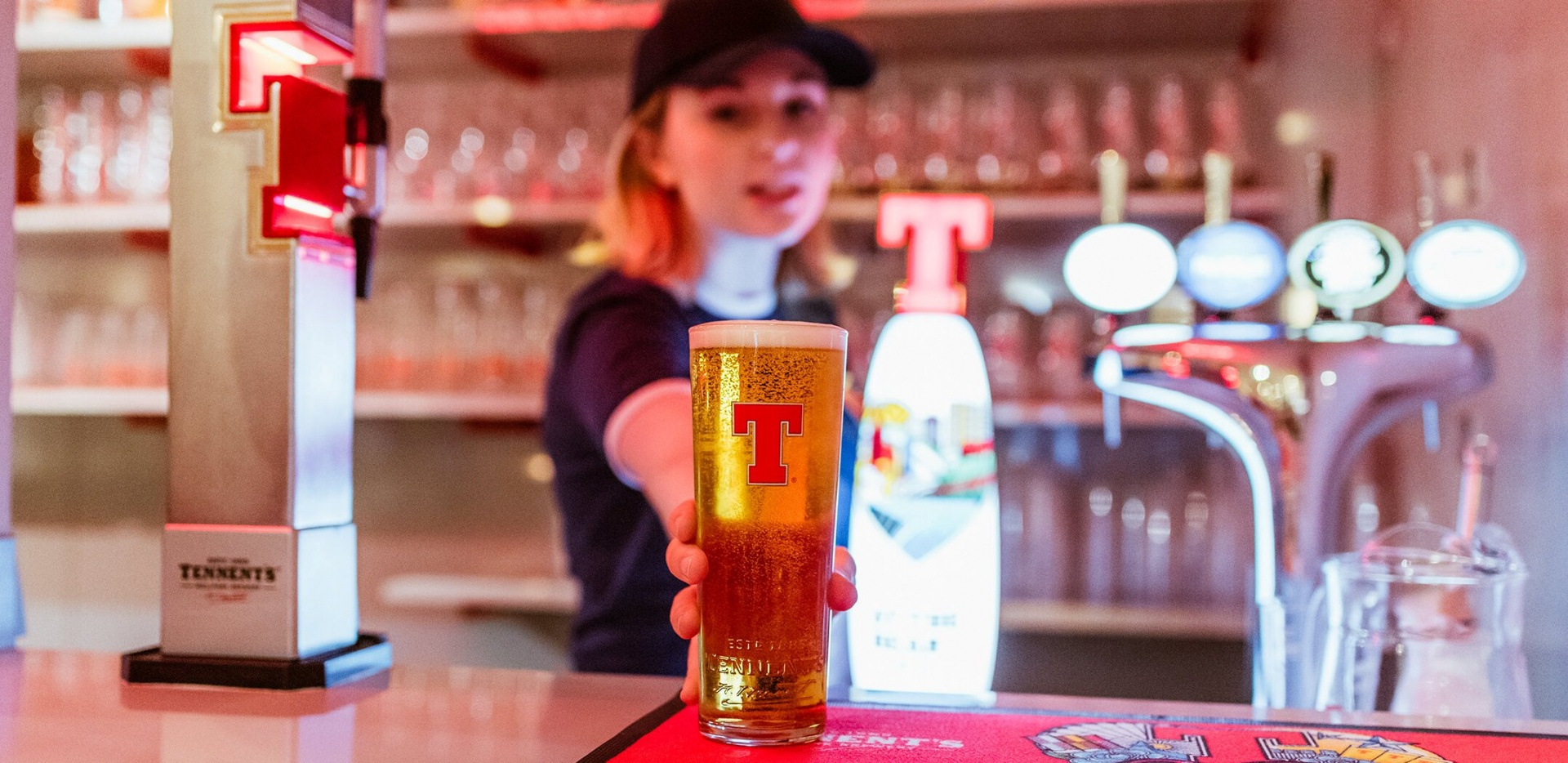 Tennent's Brewery Tour for Two in Glasgow-4