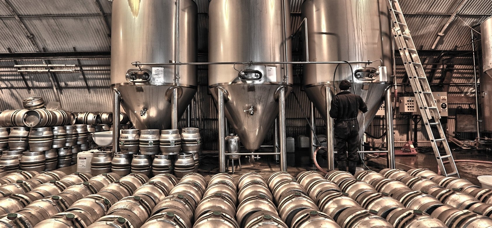 Kent Brewery Tour and Tastings for Two-3