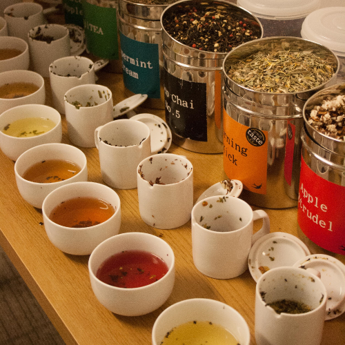 Tea Blending Workshop in Brighton-4