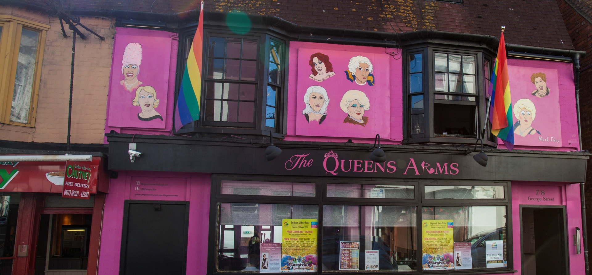 Brighton Piers & Queers Walking Tour For 2-6