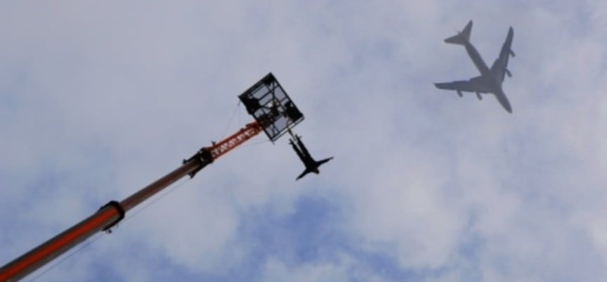 Britain's Highest Bungee Jump (300 ft!)-2