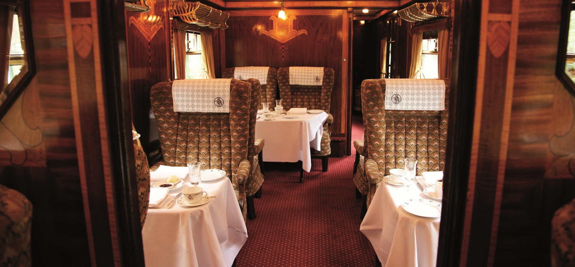 Belmond British Pullman Golden Age Of Travel - Brighton Belle-2