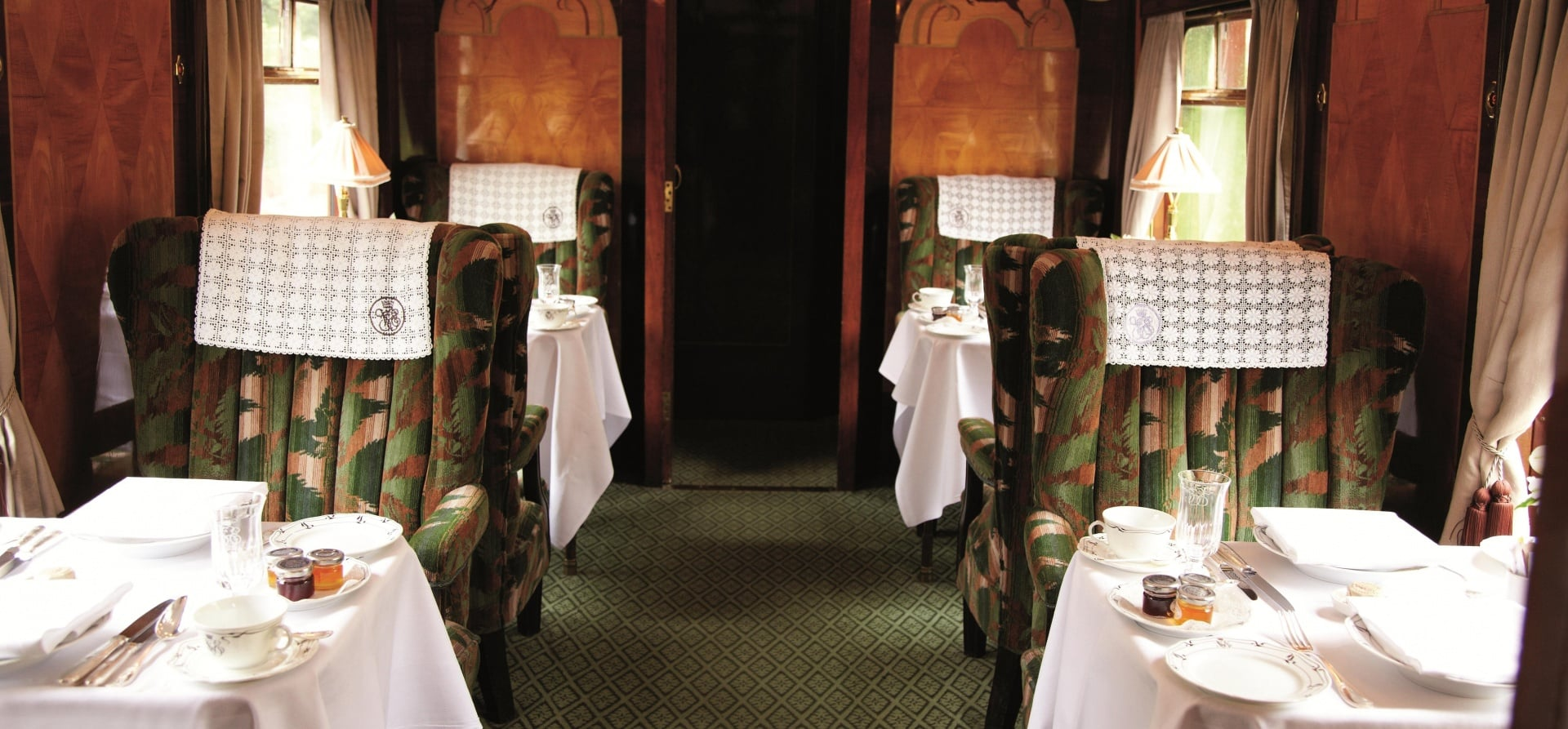 Belmond British Pullman Golden Age Of Travel - Brighton Belle-6