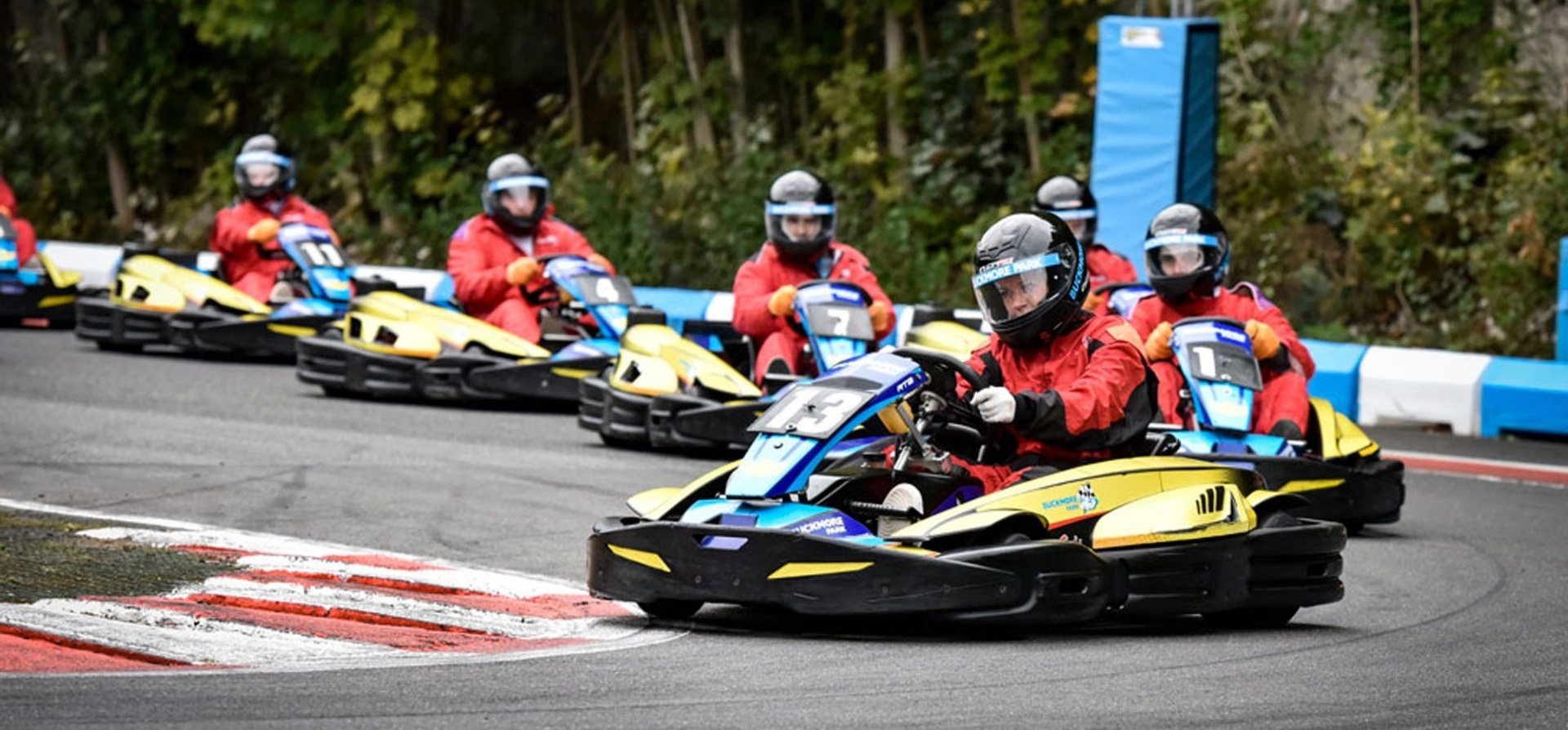 Buckmore Karting Solo Endurance 30 Experience in Kent-1