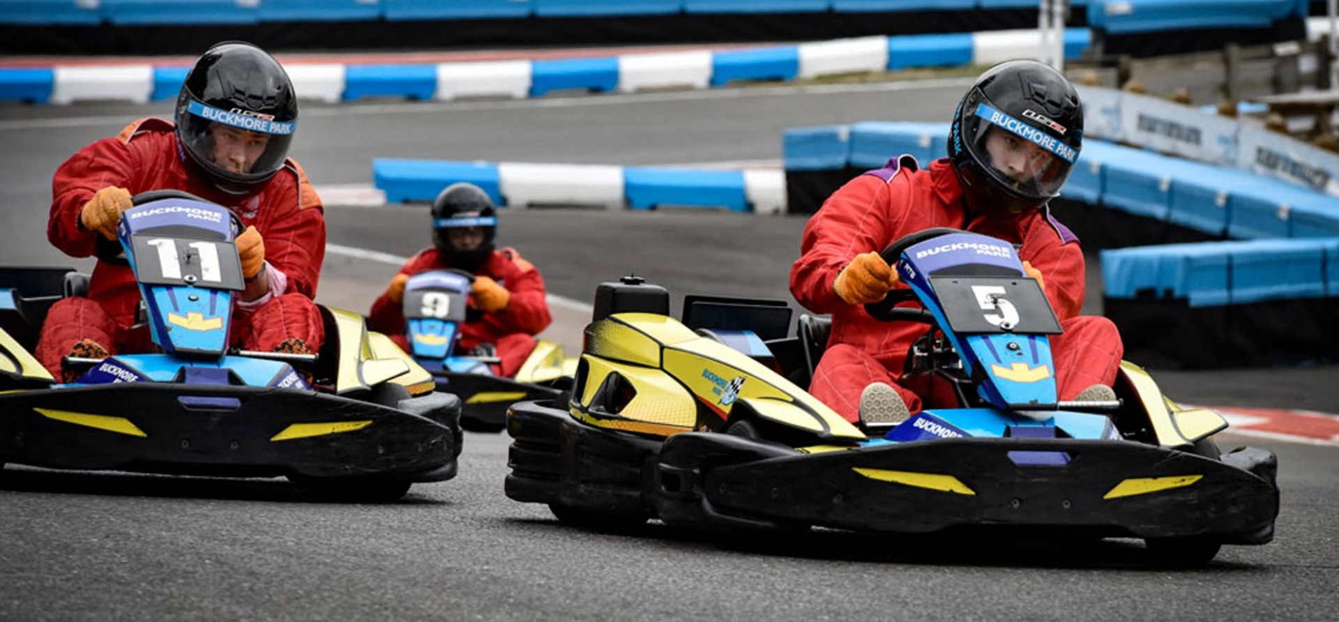 Buckmore Karting Solo Endurance 30 Experience in Kent-2