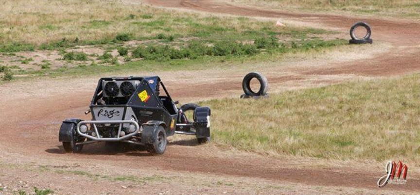 Forster Racing - Rage Buggy - Half Day-4