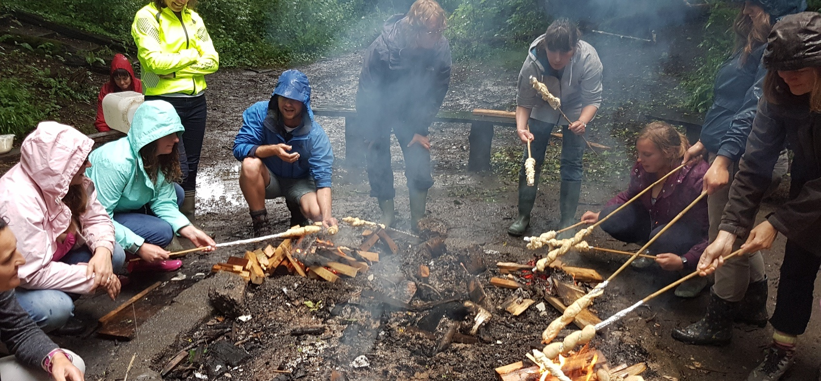 Bushcraft Survival Experience In Bristol