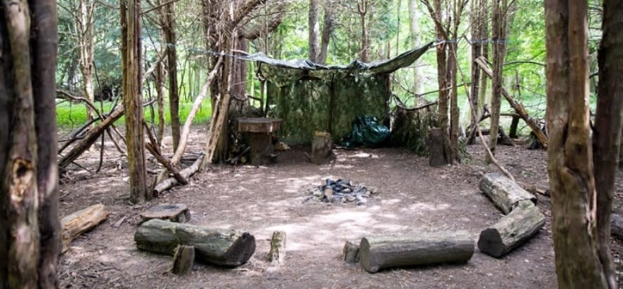 Lake District Bush Craft Survival Experience for Two-1