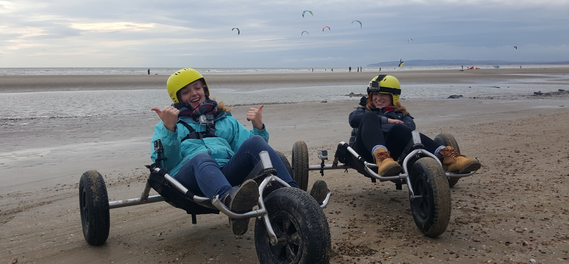 Kite Buggy Lesson East Sussex-1