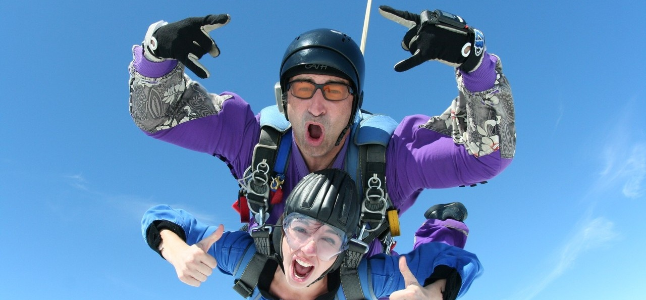 Cambridge Skydiving AFF Course - Level 1-3