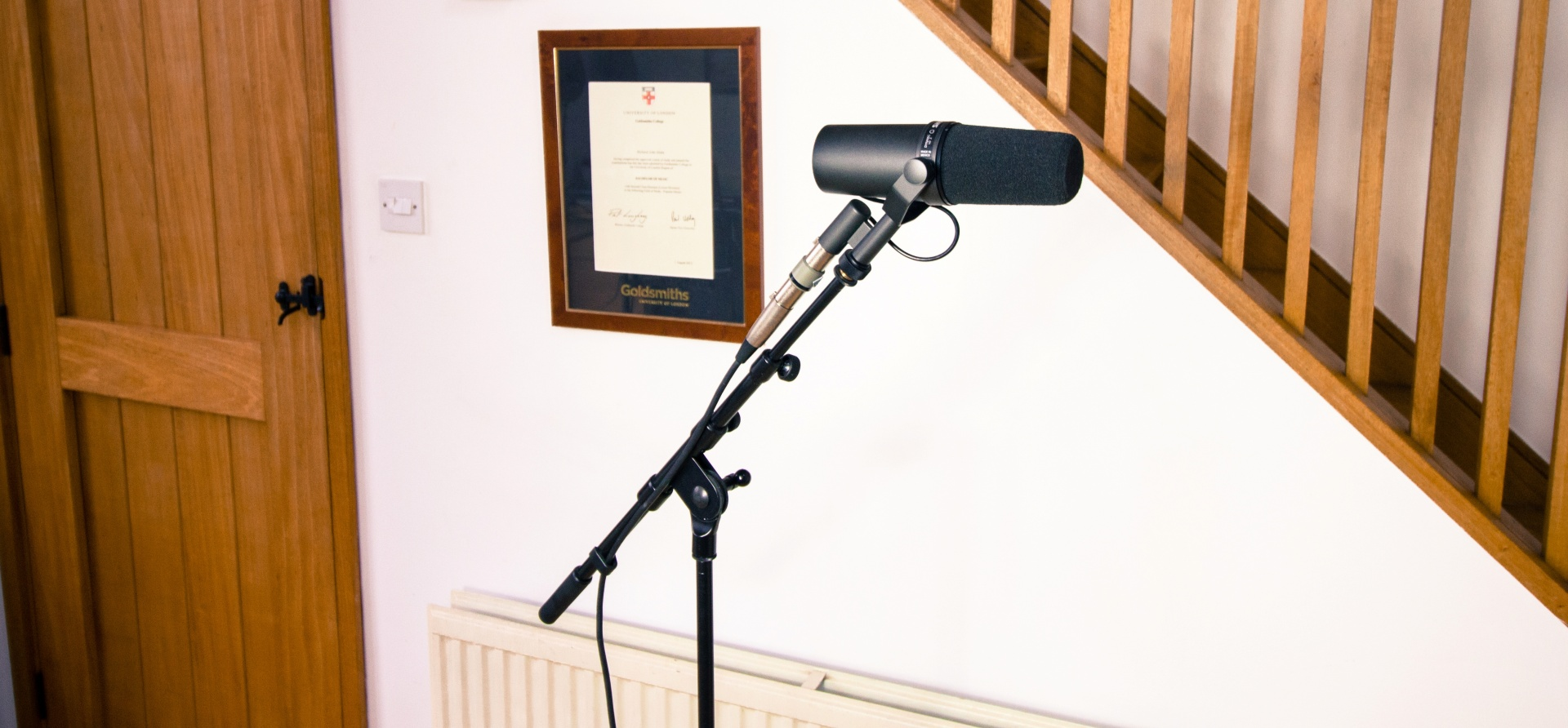 1 Hour Recording Studio Experience In Cambridgeshire