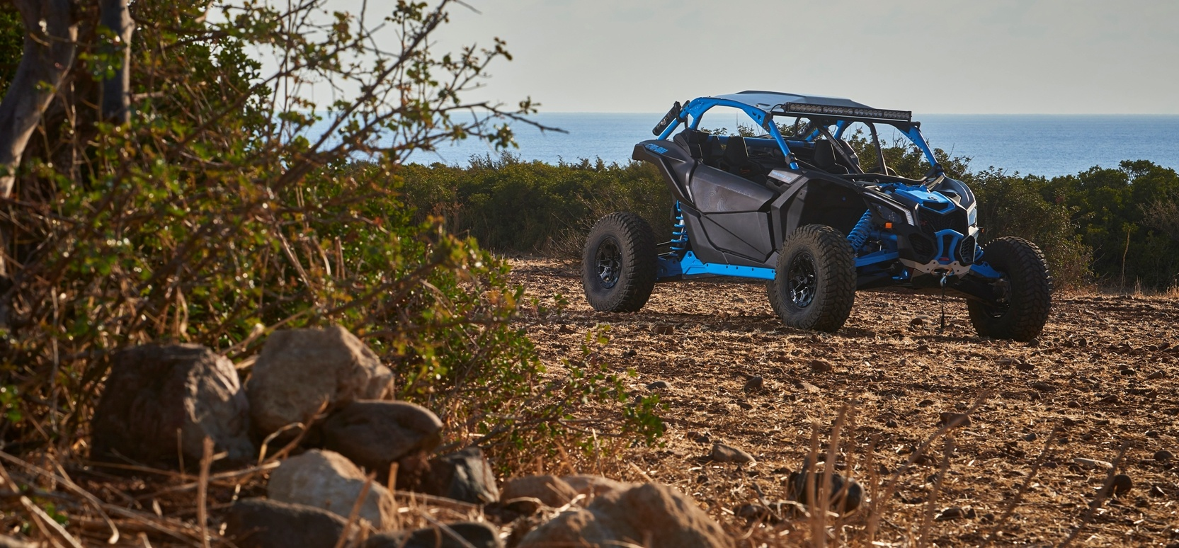 1 Hour Can Am Maverick Off Road Experience In Market Harborough