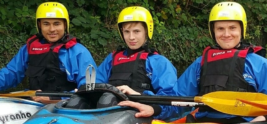 Full Day Canoeing Experience - North Wales-1