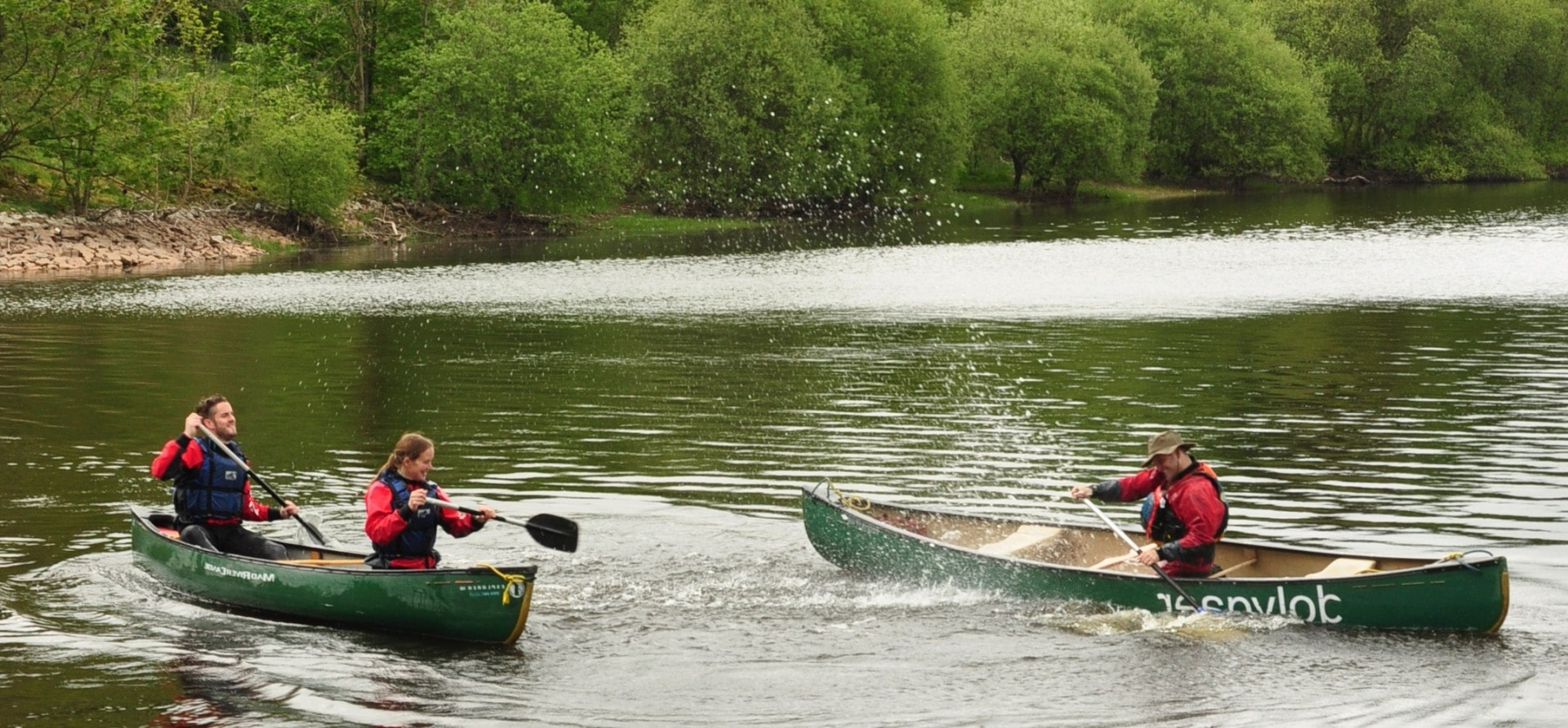 Half Day Canoeing Experience for 2 - South Glamorgan-1