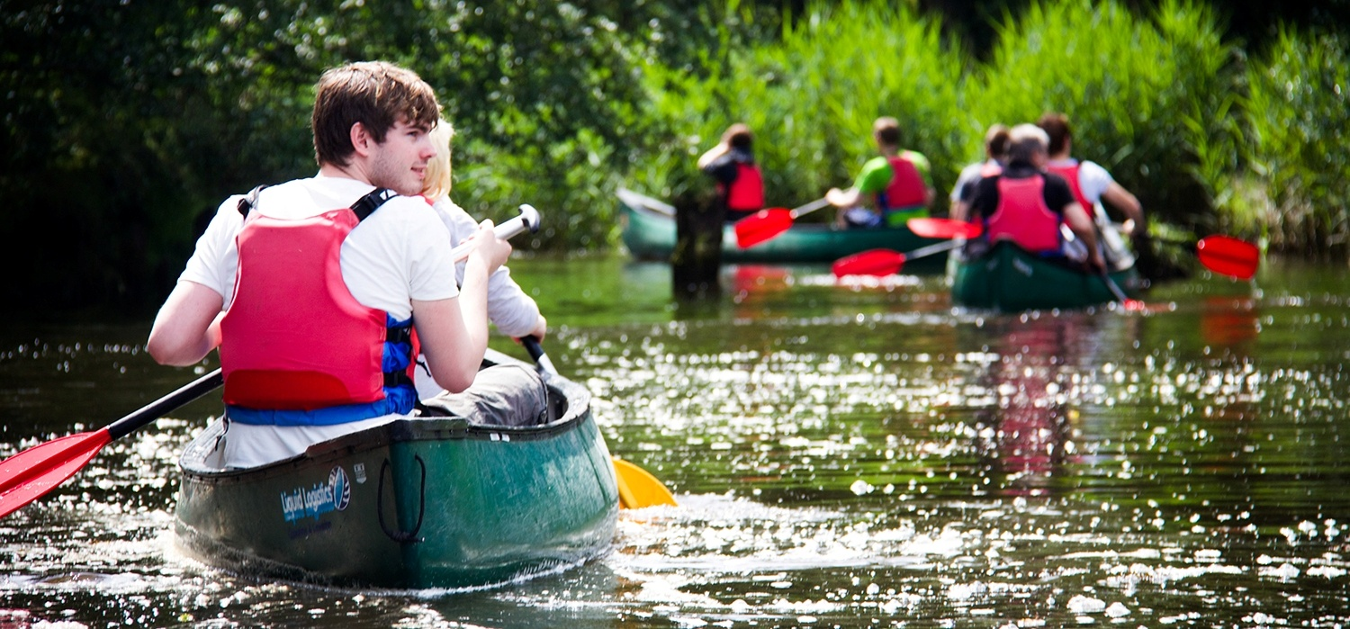 Hampshire Canoeing Experience-2