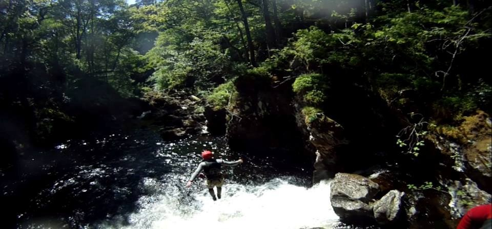 Half Day Canyoning Experience in Stirlingshire-4