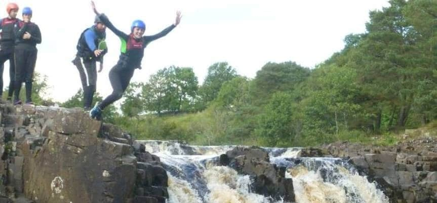 Canyoning Experience - Cumbria-1