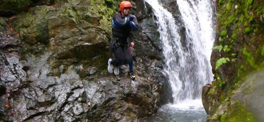 Canyoning Experience - Cumbria-2