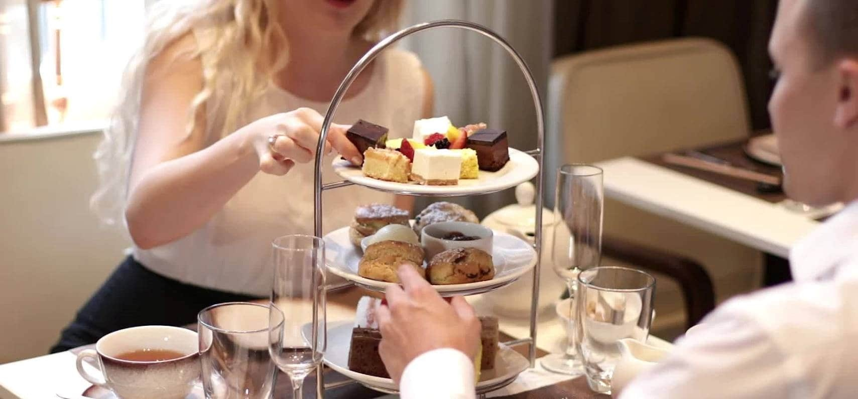 Champagne Afternoon Tea At The Montcalm Hotel - London